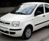 White-Fiat-Panda-for-rent-in-kefalonia-front-4