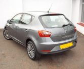 rear-silver-Seat-Ibiza-1400-for-rent-kefalonia