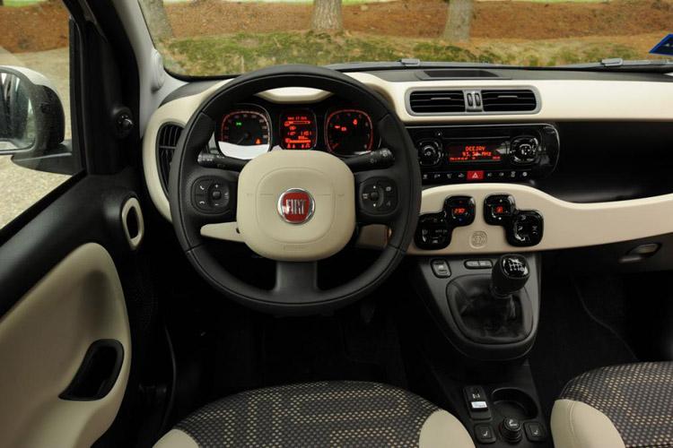 Rent a Fiat Panda in Kefalonia - AutoKefalonia car rental